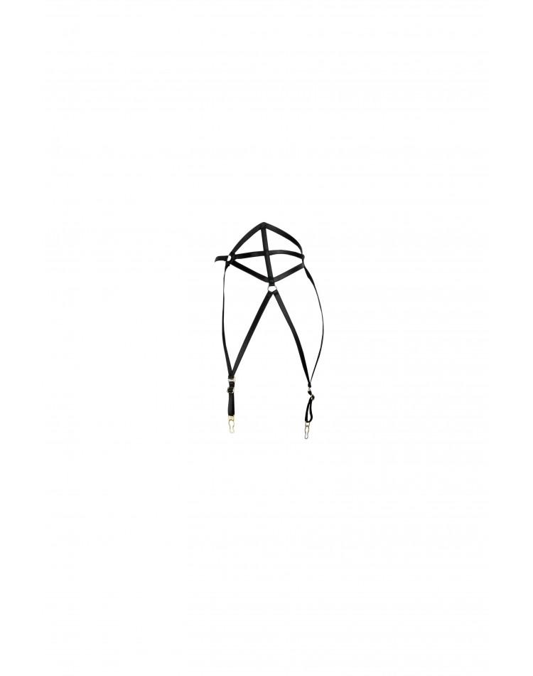 Spider Suspender - Onyx
