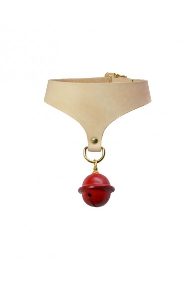 Whiplash Bell Chocker Red