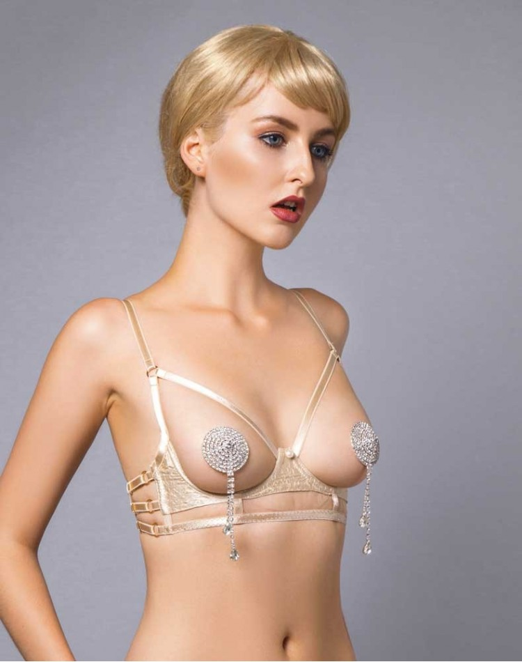 Crystal Drop Nipplets