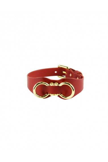 Monarch Choker Red