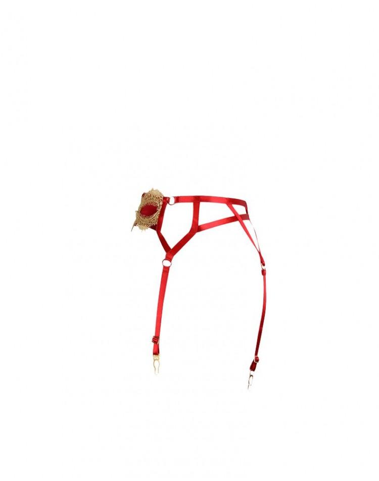 Suspender - Harlequin